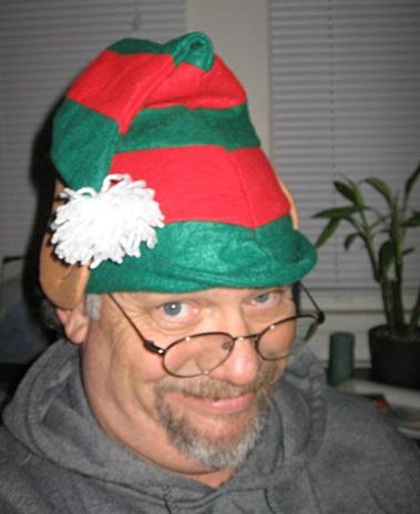 Silly Elf Hat