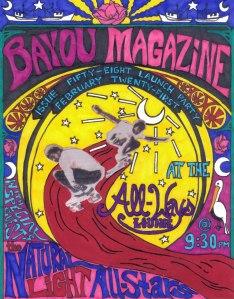 Bayou Magaine Launch 0221