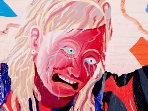 Artist Justin Craun. Taken from Saatci Gallery website.