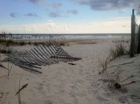 Beach Fence (2)