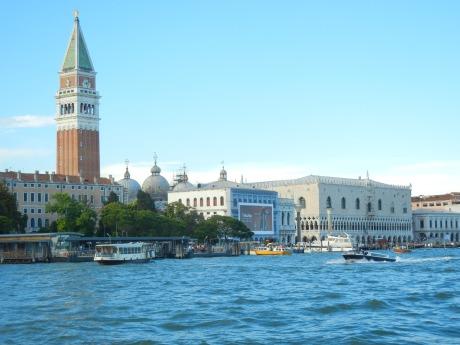 Doge's Palace (& Boats)