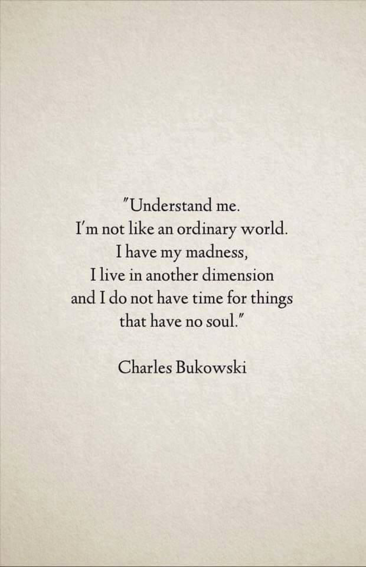 Charles Bukowski Odd Bits Of Life In New Orleans